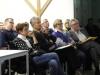 Interessiert wurde zugehört und anschließend intensiv über die Stadtteilentwicklung in Beckinghausen diskutiert