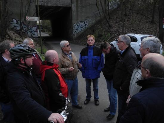 Bei der SPD-Radtour geht es auch um die Radwegesitutationen in den Stadtteilen Horstmar, Beckinghausen und Niederaden