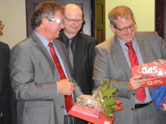 Udo Toni Sven Übergabe Schlappen