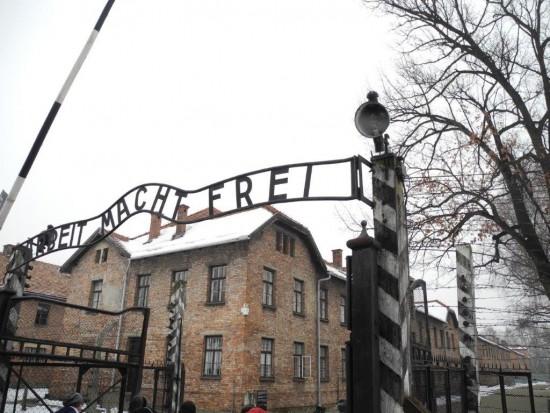 In Auschwitz wurden auch viele Lüner ermordet